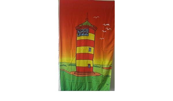 Fahne//Flagge Leuchtturm Pilsum NEU 90 x 150 cm