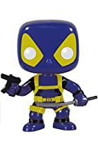Funko Pop! - Bobble: Marvel: X-Men Deadpool, Co...