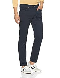 Levis Mens Casual Trousers (6901960669785_18298-0333_40W x 32L_Black )