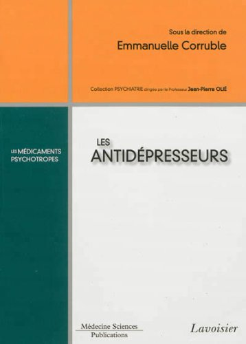 Les antidépresseurs