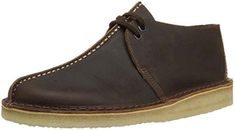 Clarks Men's Desert Trek scarpe, Beeswax Beeswax Beeswax Leather, 8 Medium US | Raccomandazione popolare  c2245d