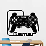 guijiumai Dctal Game Griff Aufkleber Gamer Decal Gaming Poster Gamer Vinyl Wandtattoos Parede Decor...