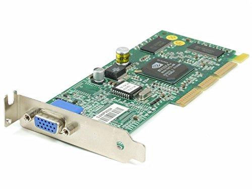 Compaq 239920-001 nVidia Riva TNT2 M64/Vanta-16 16MB AGP Video Card Low Profile (Generalüberholt) -
