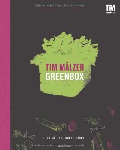 Buchseite und Rezensionen zu 'Greenbox' von Tim Mälzer