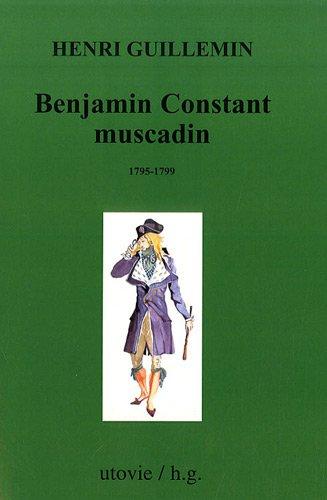 Benjamin Constant muscadin (1795-1799)