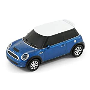 autodrive cl usb mod le voiture bmw mini cooper s bleu 4 go informatique. Black Bedroom Furniture Sets. Home Design Ideas