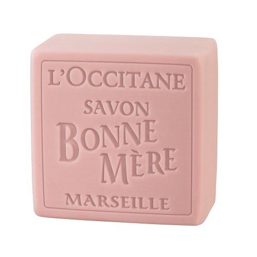 Rose savon traditionnel Bonne Mère 100G