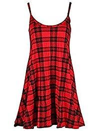Oops Outlet Women's Sleeveless Dress