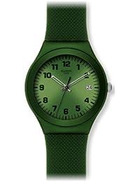 Swatch Damen-Armbanduhr Analog Plastik YGM4000