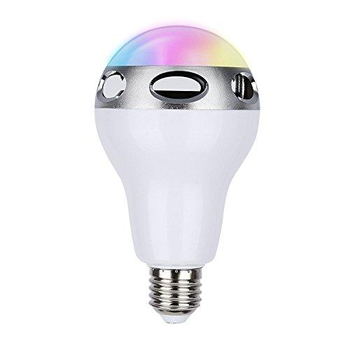Tsing Smart Bluetooth 4.0 Birne RGB LED Birne Musik Lautsprecher