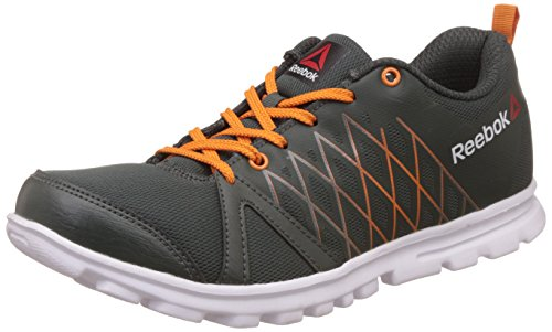 Reebok Men's Pulse Run Multi-Colour Running Shoes - 8 UK/India (42 EU) (BD3645)