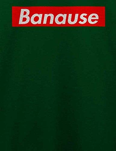 Banause T-Shirt Dunkel Grün