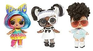 MGA Entertainment L.O.L. Surprise! Hairgoals Asst in PDQ Tray - Muñecas, Femenino, Chica, 4 año(s), 9 año(s), De plástico