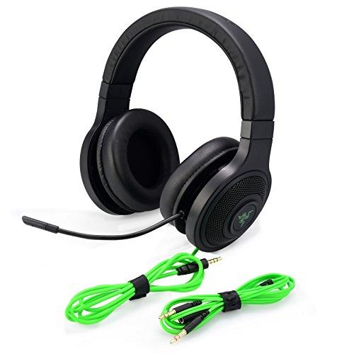 Razer Kraken Essential V2Analog geräuschisolierend Over-Ear Gaming Headset (Zertifiziert aufgearbeitet)