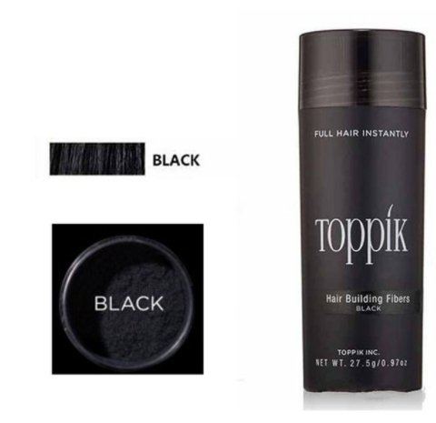 Kaivancy 27.5g toppik Fiber Keratin Building Styling Powder Hair Loss Concealer
