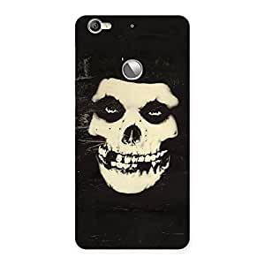 Cute Vintage Skull Face Back Case Cover for LeTV Le 1s