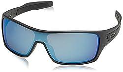 Oakley Men's Turbine Rotor Sunglasses, Silver (Steel), 1