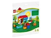 LEGO DUPLO 2304: Green Baseplate
