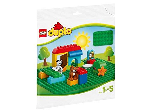 LEGO DUPLO - Plancha verde para construir (5702010923045)