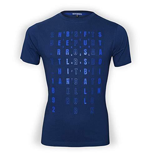 Hertha BSC Berliner Sportclub T-Shirt (L, blau)