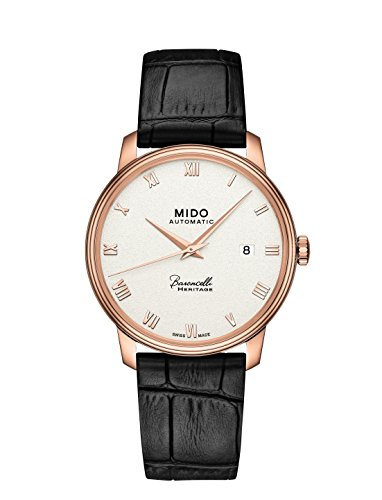 MIDO - Orologio Donna BARONCELLI HERITAGE LADY M027.207.36.013.00