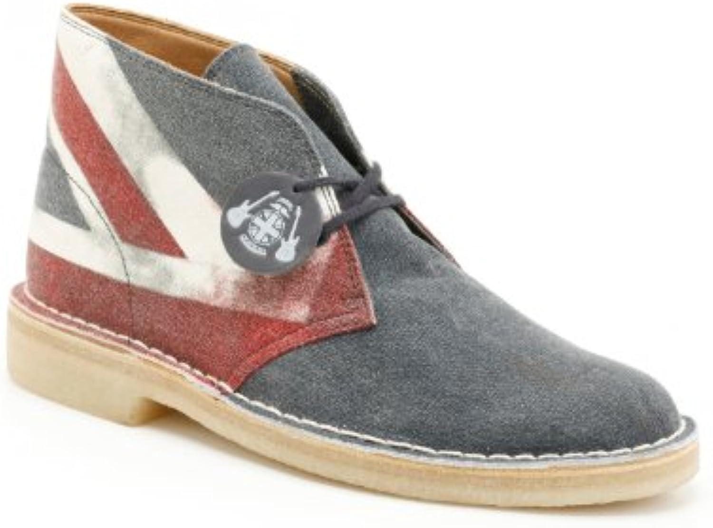 Clarks Desert Boot 20349149 - Botas de lona para hombre