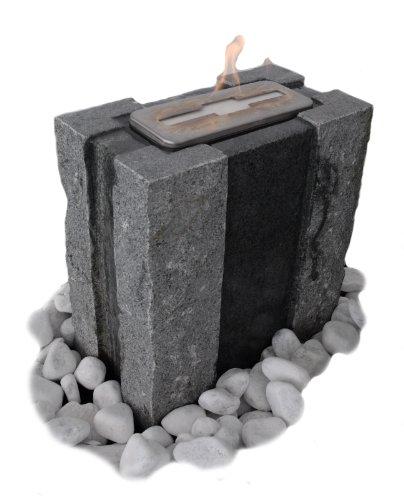 WIGAStone Natursteinsysteme GmbH Brunnen Vulcano Flame grau