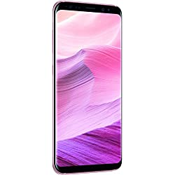 Samsung Galaxy S8 Smartphone (14,65 cm (5,8 Zoll) Display, 64 GB Speicher, Android 7.0) Rose Pink Samsung Galaxy S8