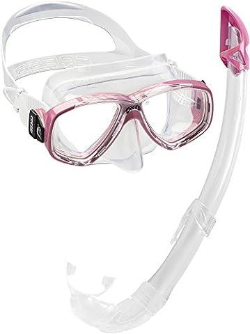 Cressi Women's Perla Mare Combo Snorkelling Set -