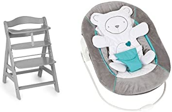 Hauck Hochstuhl Alpha/Newborn Set