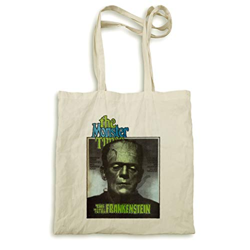 The Monster fois Vol 1 No 21 Natural Sac fourre-tout