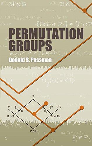 Permutation Groups (Dover Books on Mathematics) (English Edition)