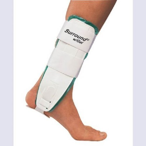 Dj Orthopedics Surround Ankle Brace W/ Gel 9.5 - Model 79-97867 - Each by DJ Orthopedics -