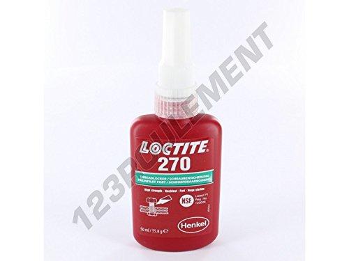LOCTITE - Colles, adhesifs et Vernis 270-50ML-LOCTITE