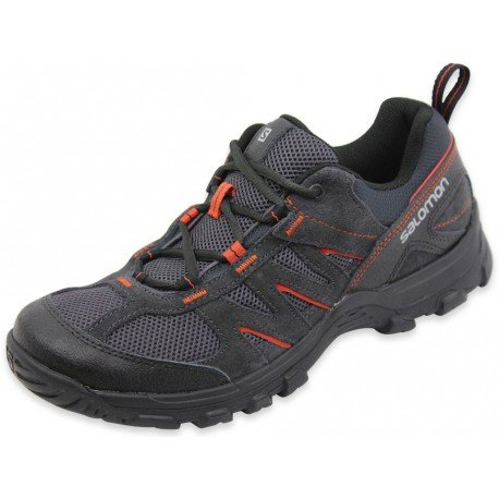 salomon-karura-scarpe-da-trekking-pelle-scamosciata-grigio-per-uomo-contagrip