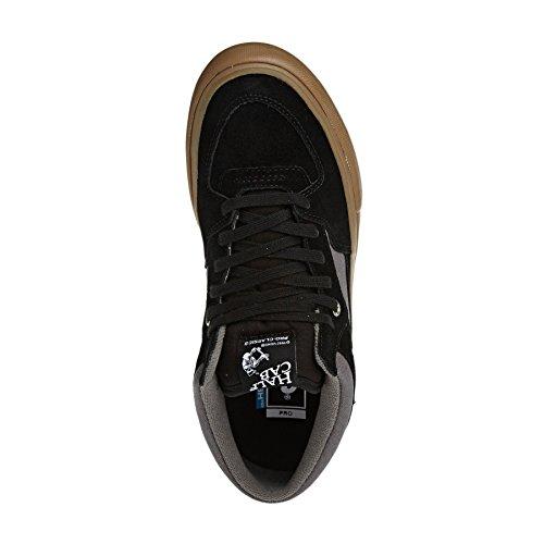 Vans Half Cab Pro Black/Pewter/Gum Black/Pewter/Gum