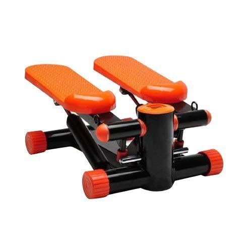 41sKbkMjcOL. SS500  - Phoenix Fitness Unisex's Mini Stepper, Orange, Medium