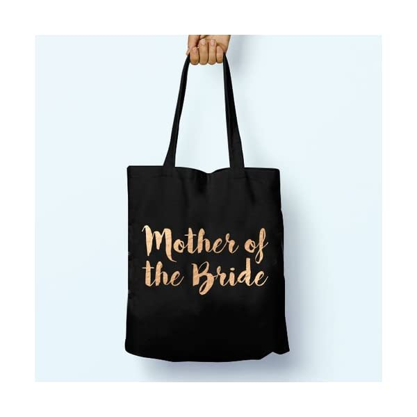 Mother Of The Bride, Wedding, Hen Do, Shoulder, Tote, Long Handles, Graphic, Cute, Tumblr, Hipster, Beach, Gym, Festival, School, Bag - handmade-bags