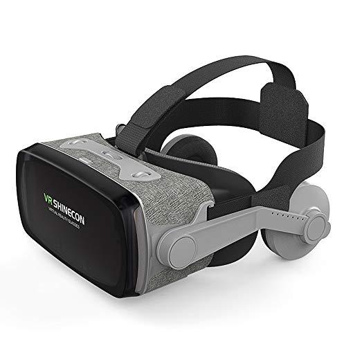 6dcce8b44e ZMH 3D VR Headset Gafas Ojo Protegido Realidad Virtual Reality Casco Juego  Movie Viewer para iOS