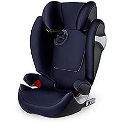 Cybex Gold 517000211 Solution M-fix Seggiolino Auto, per Bambini dai 3 ai 12 Anni, Blu, 15-36 kg