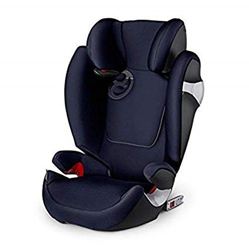 Cybex Seggiolino Auto per Bambini Solution M-Fix, per Auto con e Senza Isofix, Gruppo 2/3 (15-36 Kg), Collezione Colori 2017,...