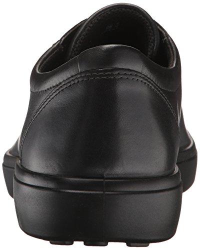 Ecco Herren Soft 7 Men's Sneaker Schwarz (Black)