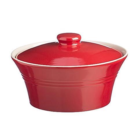 Mason Cash Cocotte Cuisine classique, Rouge, 2.5litre
