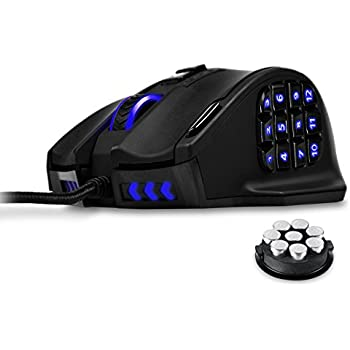 gaming mouse mmo