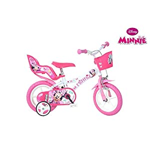 Cicli Puzone Bici 12 Minnie Dino Bikes Art. 612 L-NN