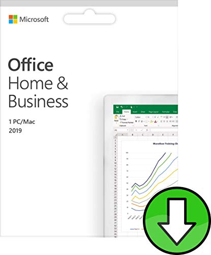 MicrosoftTM Office Home and Business 2019 | Multilingual | 1 PC (Windows 10)/Mac | Dauerlizenz | Key Card