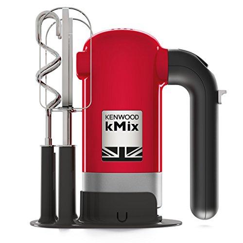 Kenwood kMix Handmixer HMX750RD, rot, 350 Watt, neue Serie
