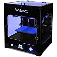 "Wiiboox CCP0000011 One Mini Desktop 3D Printer, PLA, Single Extruder, 100 Microns, 1 Air Particle Filtration Module, Metal Frame Structure, 7.8"" x 5.9"" x 5.9"" preiswert"