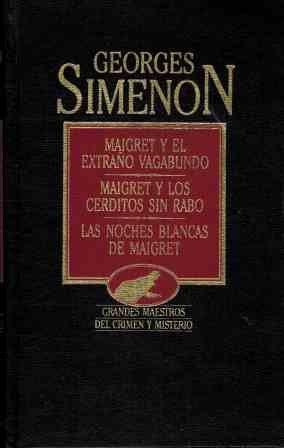 Maigret Y El Extraño Vagabundo descarga pdf epub mobi fb2