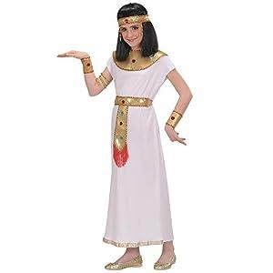 WIDMANN Widman - Disfraz de Cleopatra para Mujer, Talla 11 - 13 años (58668)